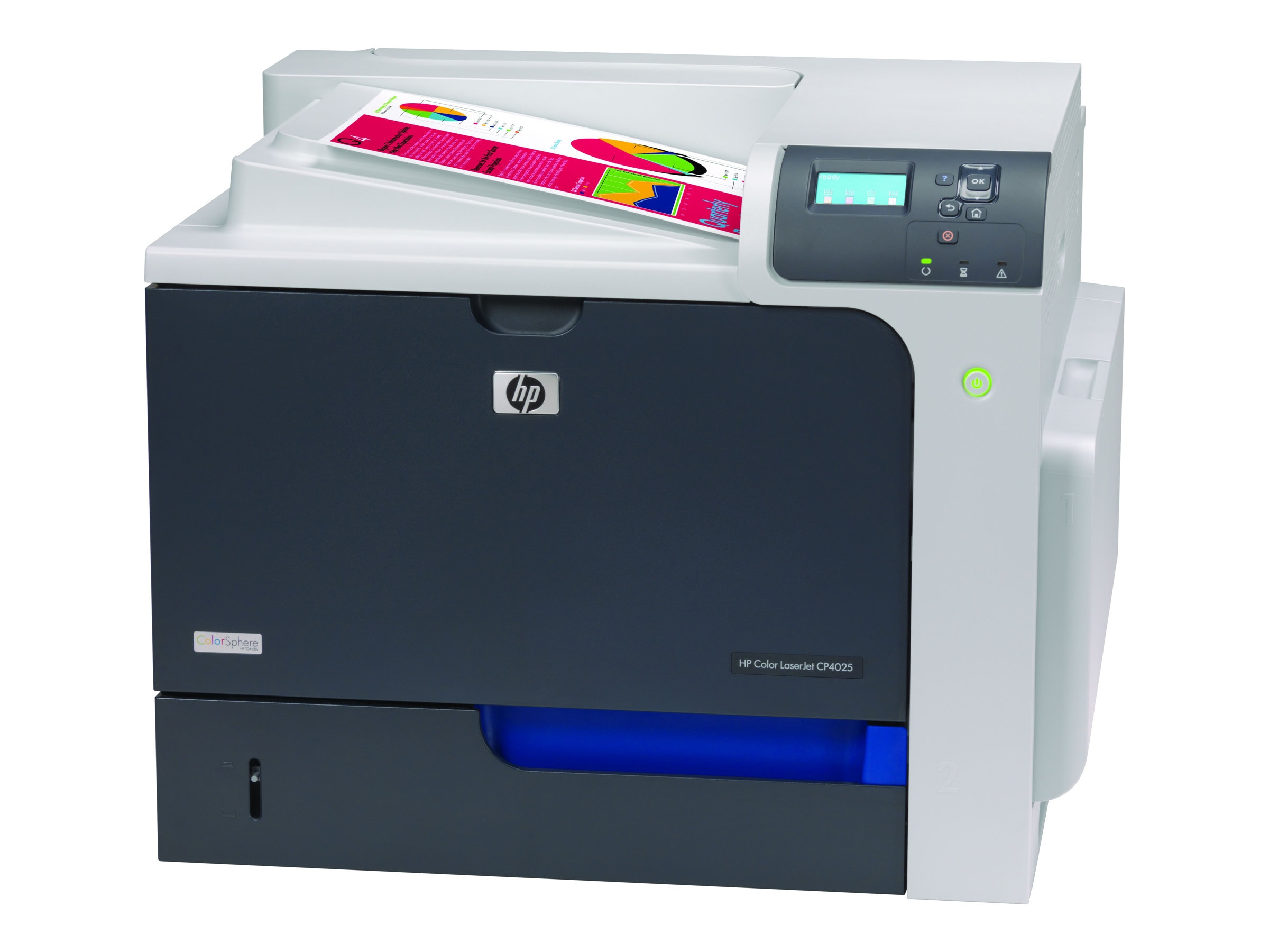 HP Color LaserJet Enterprise CP4025dn Printer (VPA)