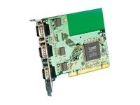Brainboxes 3-Port RS232 PCI Serial Port Card, UC-431, 15251312, Controller Cards & I/O Boards