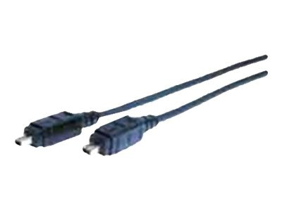 Comprehensive FireWire Extension Cable, 4pin, 75ft