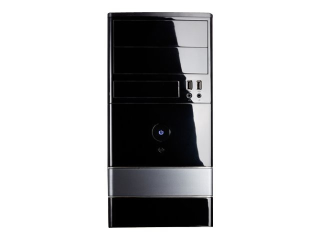 Rosewill Chassis, FBM-01 Mini Tower mATX 3x3.5 Bays 2x5.25 Bays 4xSlots, Black, FBM-01, 23838199, Cases - Systems/Servers