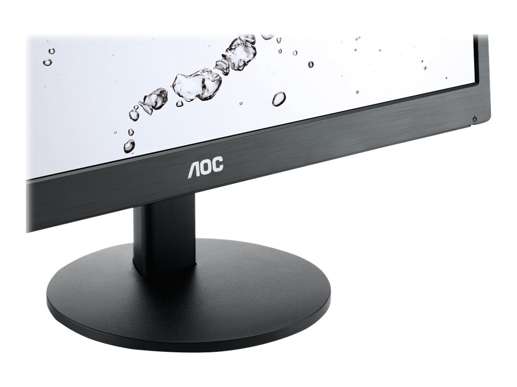 AOC 18.5 E970SWN LED-LCD Monitor, Black, E970SWN