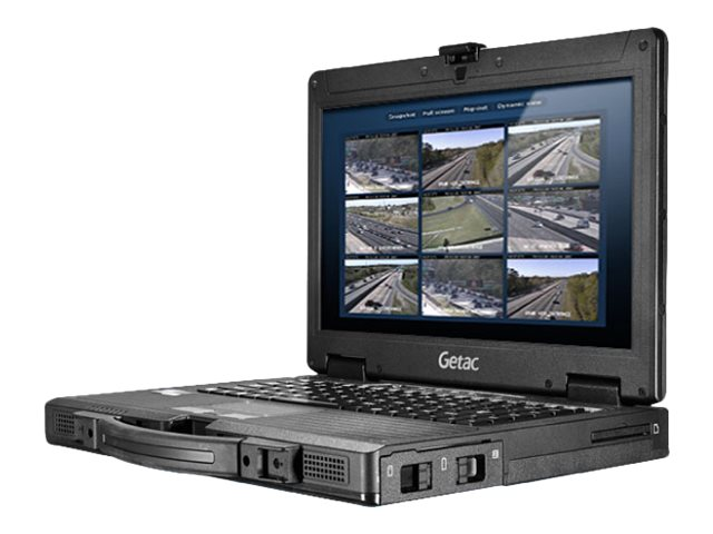 Getac S400 Semi-Rugged Notebook Core i3-4110M 2.6GHz 4GB 128GB SSD