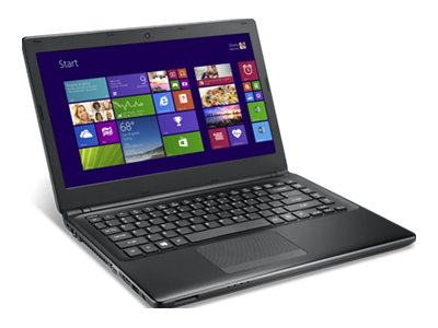 Acer TravelMate P245-M-6675 : 1.6GHz Core i5 14in display, NX.V91AA.003