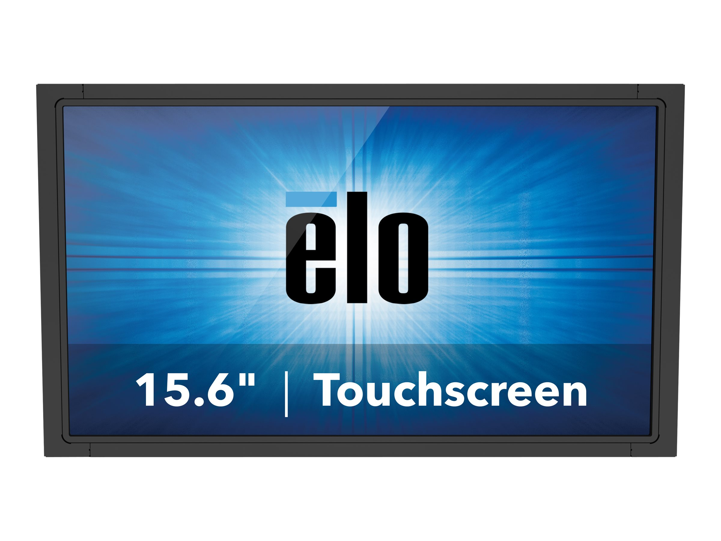 ELO Touch Solutions 15.6 1593L LED-LCD PCAP Touchscreen Open Frame Monitor