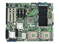 Supermicro Motherboard, 5100, Dual QC Xeon, 1333MHz, ATX, Max 32GB DDR2, 3PCIEX8, 3PCI, 2GBE, Video, SATA, X7DCL-I, 8172501, Motherboards