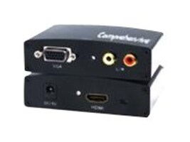 Comprehensive VGA to HDMI Converter with Audio, CCN-VH101, 14774832, Scan Converters