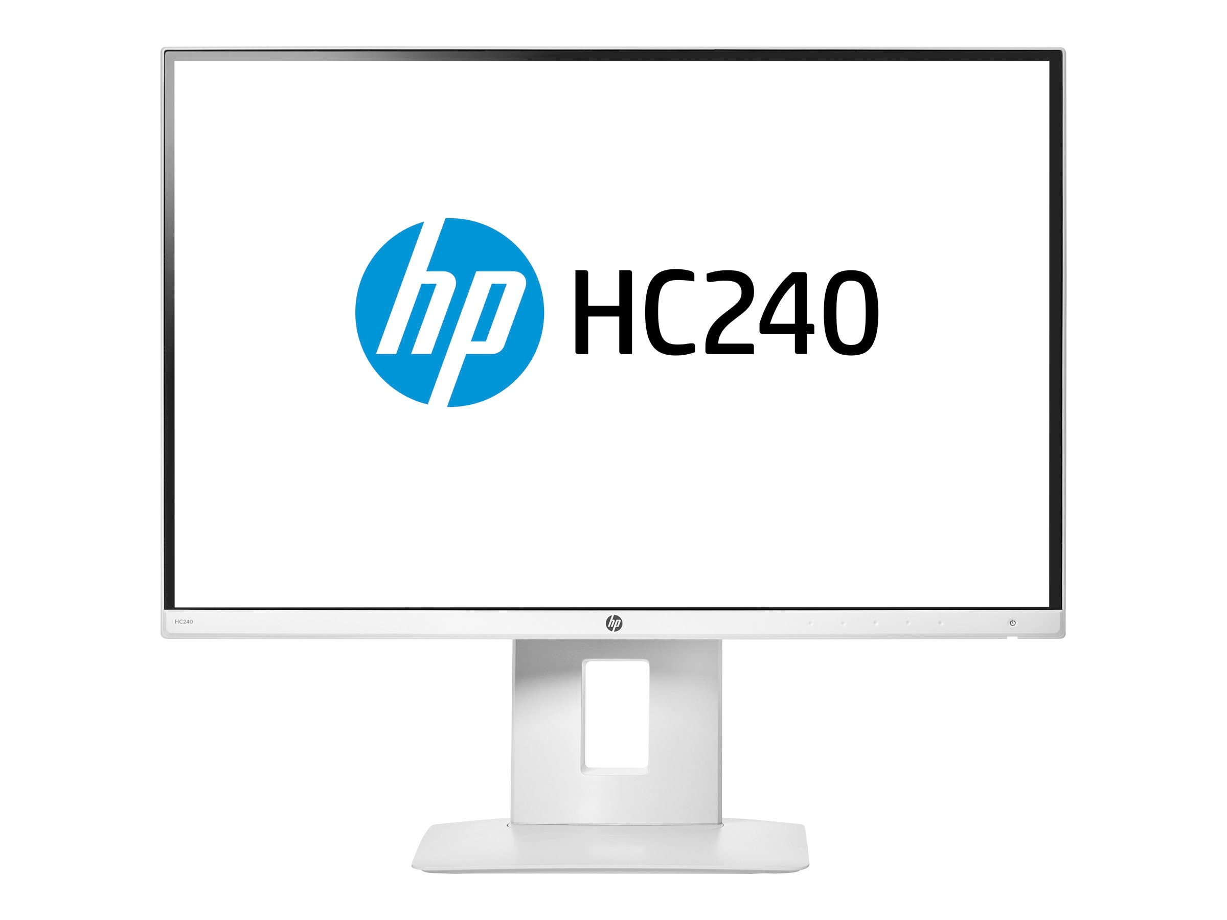 HP 24 HC240 IPS Healthcare Display, White, Z0A71A4#ABA