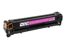 Ereplacements CE323A Magenta Toner Cartridge for HP LaserJet Pro CP1525nw Color Printer, CE323A-ER, 18373753, Toner and Imaging Components