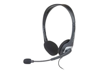 Cyber Acoustics USB Stereo Headset (Retail Package), AC-8020
