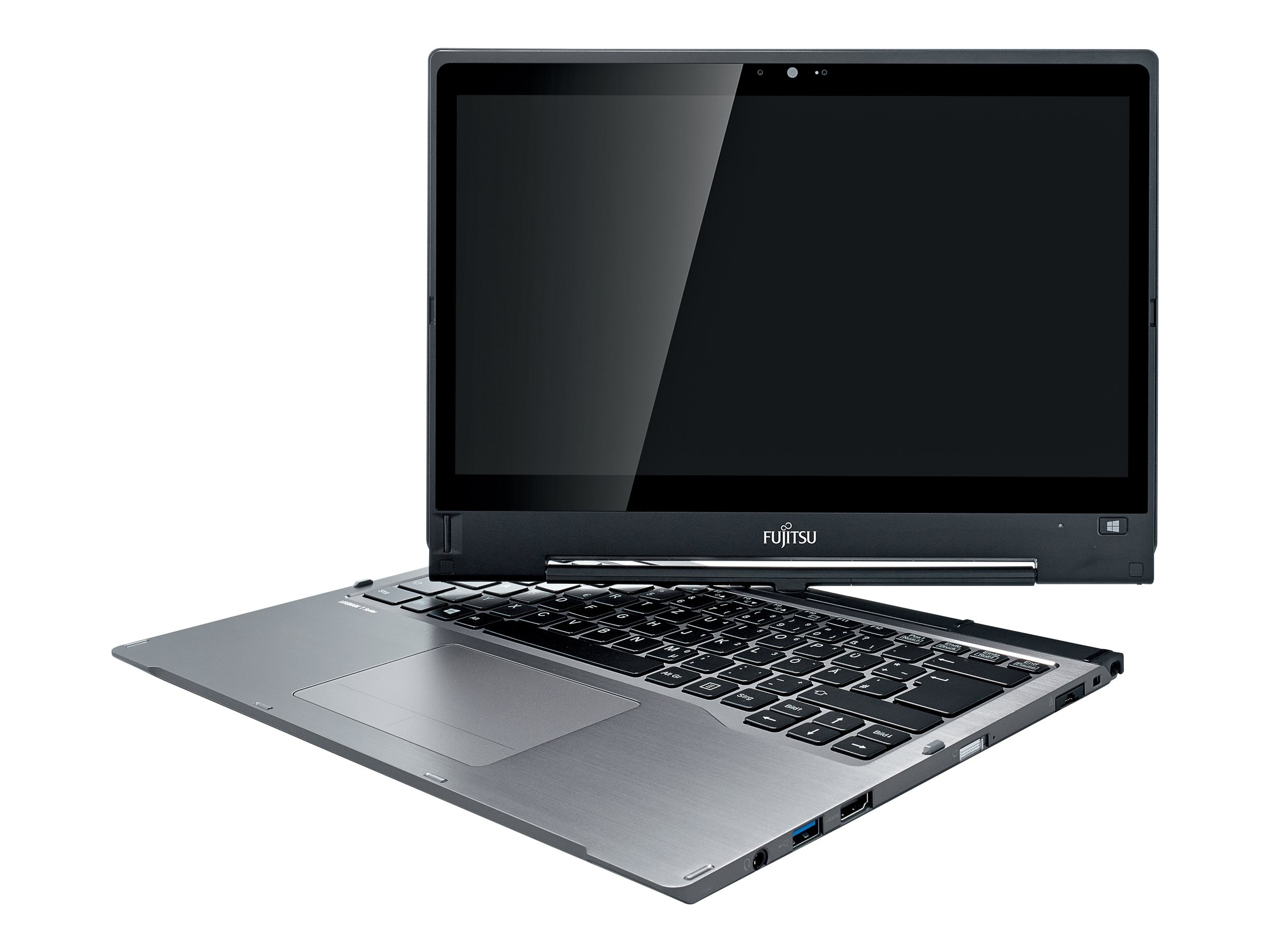 Fujitsu LifeBook T936 Core i5 2.3GHz 8GB 128GB SSD W10P64, SPFC-T936-001, 31799468, Notebooks - Convertible