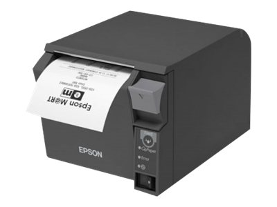 Epson TM-T70II U06 POS Thermal Printer w  Edge, C31CD38A9991, 24746350, Printers - POS Receipt