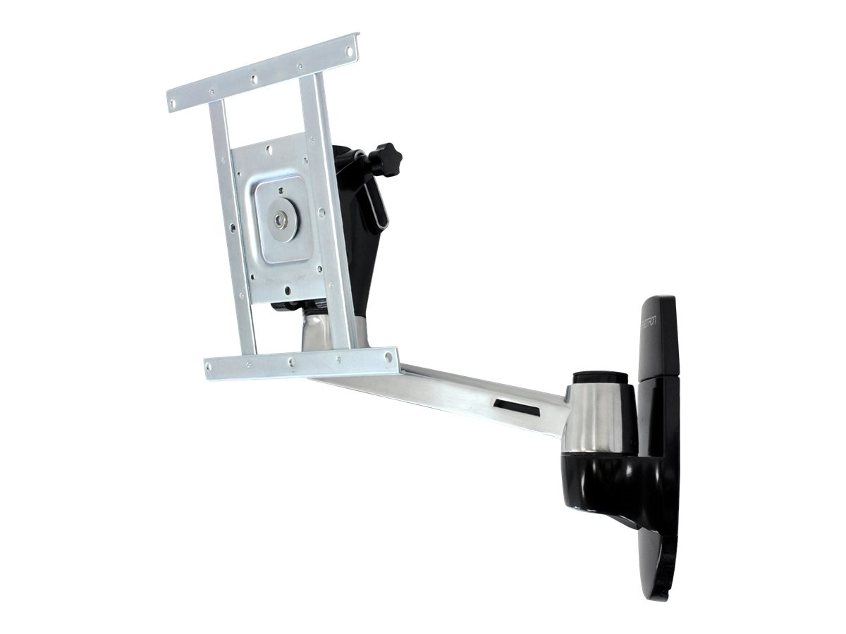 Ergotron LX HD Wall Mount Swing Arm for Flat Panels up to 50 lbs., 45-268-026, 12737376, Stands & Mounts - AV