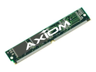 Axiom 128MB CompactFlash Memory Card for 3745 Router, AXCS-3745-128CF, 14312161, Memory - Flash