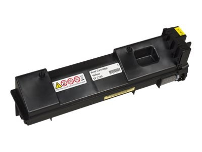 Ricoh Yellow Toner Cartridge for SP C730, 407126