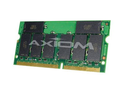 Axiom 256MB PC133 SDRAM SODIMM, TAA, AXG13951000/1