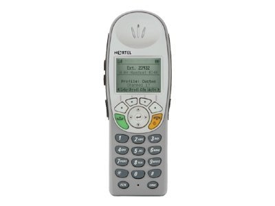 Avaya WLAN Handset 6140, NTTQ4021E6, 11013350, VoIP Phones