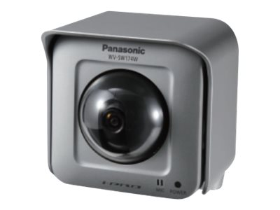 Panasonic WVSW174W Wireless Network Camera, WVSW174W, 14667560, Cameras - Security