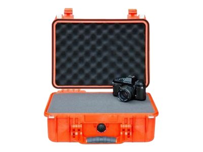 Pelican 1450 Case with Foam, Orange, 1450-000-150, 13203907, Carrying Cases - Other