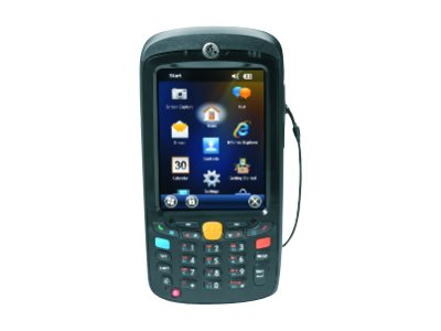 Zebra Symbol MC55A0 802.11a b g BT 1D Laser, 256MB RAM 1GB Flash Qwerty WM6.5, MC55A0-P20SWQQA7WR, 12678530, Portable Data Collectors