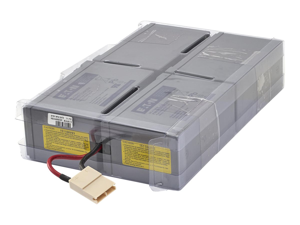 Eaton PW9130 1500 120V Tower Replacement Battery Pack, EBP-1603