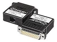 Black Box Short-Haul Modem-Nonpowered Async, ME721A-F-R3, 17503350, Modems