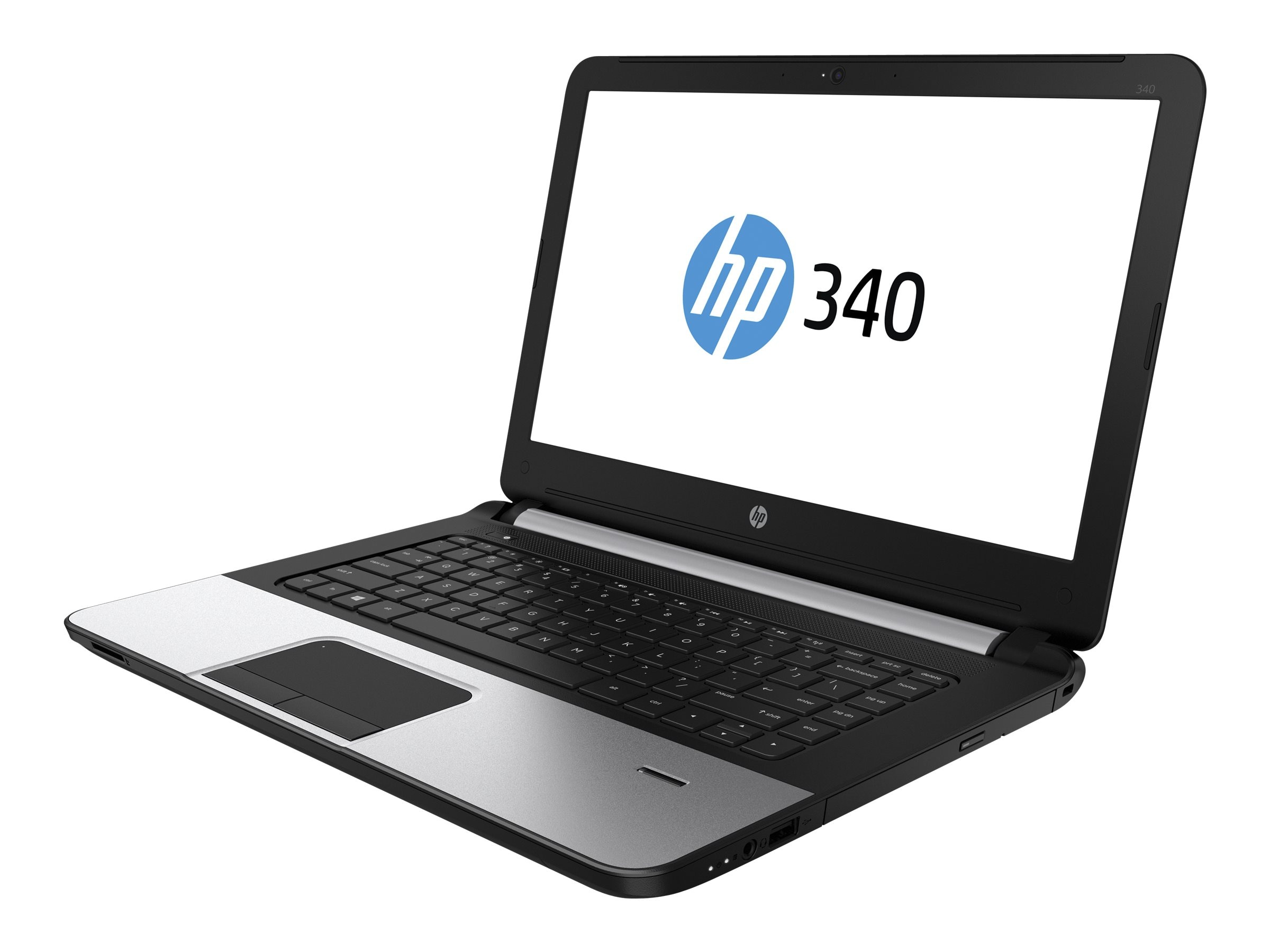 HP 340 G2 1.5GHz Celeron 14in display, L8E40UT#ABA, 18466255, Notebooks