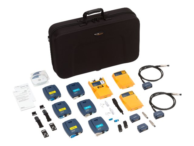 Fluke DSX-OFP-Q-ADD 1GHZ DSX And Quad OTDR Modules Add On Kit, DSX-OFP-Q-ADD, 15788136, Network Test Equipment