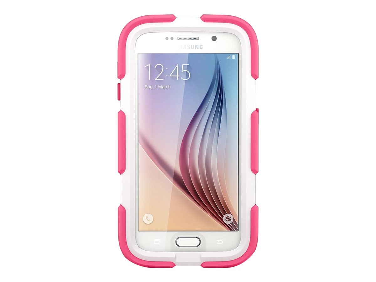 Griffin Survivor All-Terrain for Galaxy S6, Honey, GB41131, 19172831, Carrying Cases - Phones/PDAs
