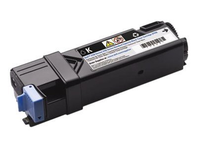 Dell Black Toner Cartridge for 2150CN 2150CDN 2155CN 2155CDN, 331-0712