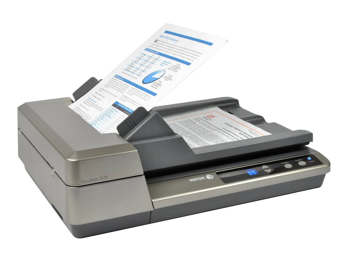Xerox Documate 3220 Scanner