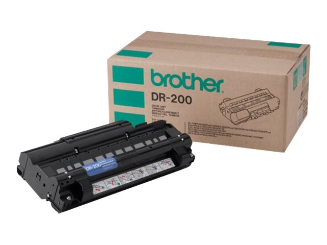 Brother Drum Kit for HL-720, 730, 730DX, 760 & MFC-4550 6550 7550, DR200, 37730, Toner and Imaging Components
