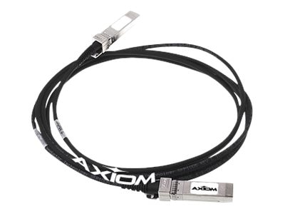 Axiom 10GBASE-CU SFP+ Passive DAC Twinax Cable, 5m, J9284B-AX, 31390291, Cables
