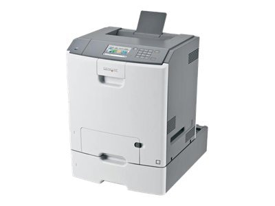 Lexmark C746dtn Color Laser Printer, 41G0100, 13933272, Printers - Laser & LED (color)
