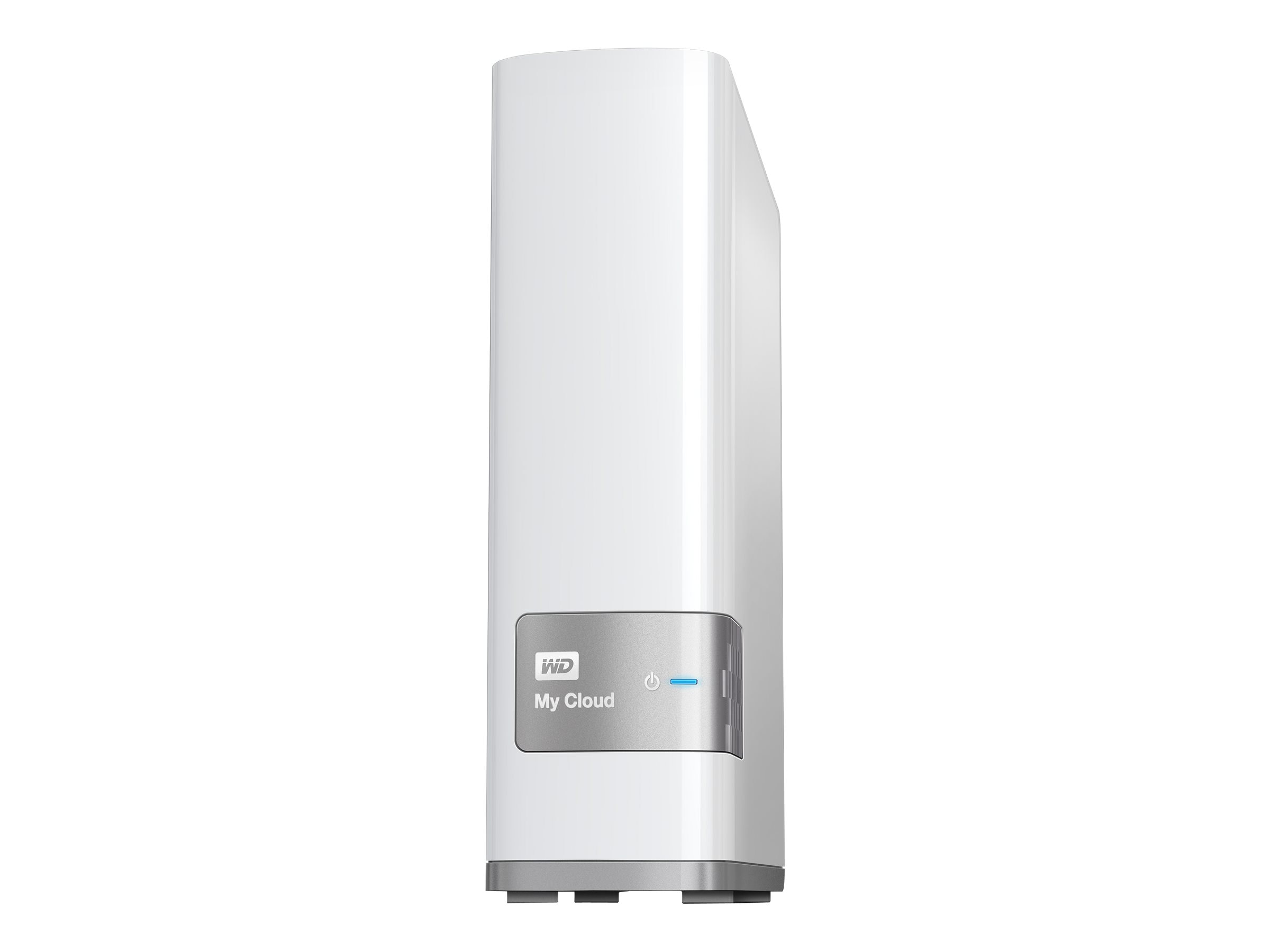 WD WD 3TB My Cloud Personal Cloud Storage, NAS, WDBCTL0030HWT-NESN, 16259877, Network Attached Storage
