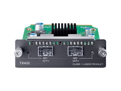 TP-LINK 10GB 2 Port SFP Plus Module, TX432