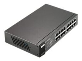 Zyxel GS1100-16 16-port Gigabit Rackmount Switch, GS1100-16, 12214971, Network Switches