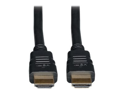 Tripp Lite Ultra HD 4Kx2K High Speed HDMI M M Digital Audio Video Cable with Ethernet, Black, 6ft, P569-006, 12420256, Cables