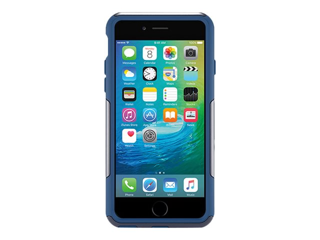OtterBox Commuter Series for Apple iPhone 6 Plus, Ink Blue
