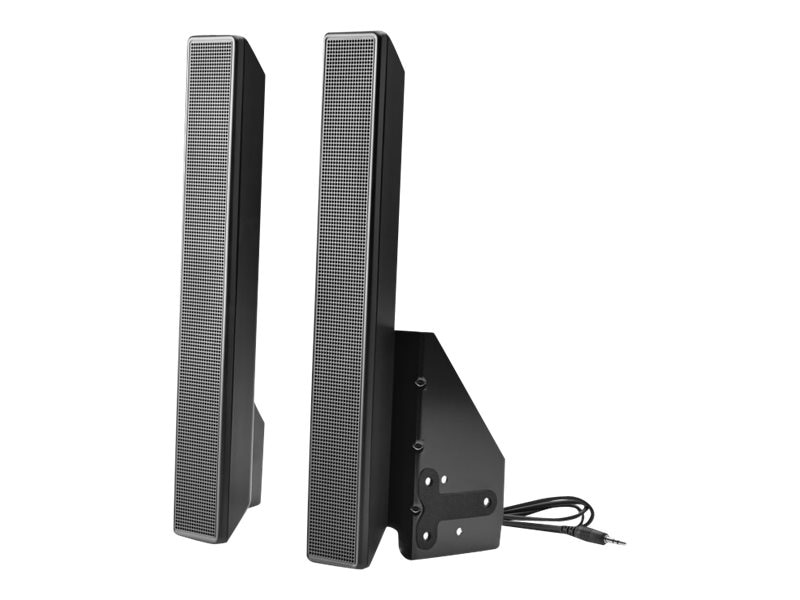 HP Large Display Speaker Kit, F2B36AA