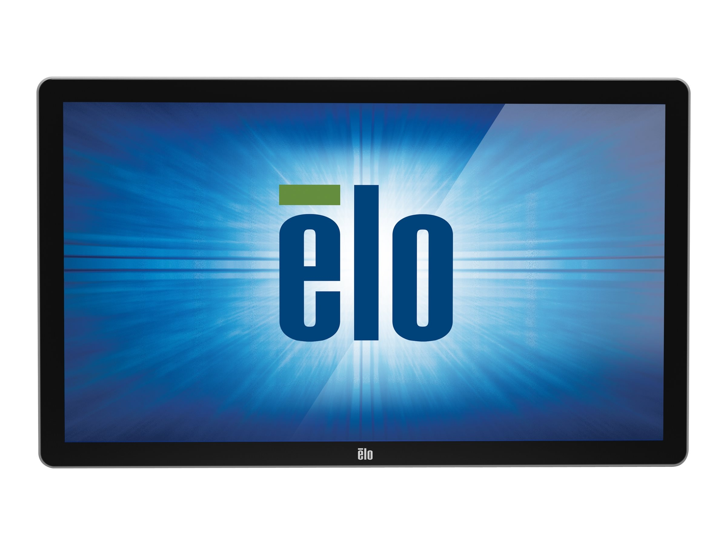 ELO Touch Solutions 32 3202L Full HD LED-LCD IR Touchscreen Display, Black, E222368, 31936899, Monitors - Large-Format LED-LCD