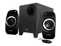 Creative Labs T3300 2.1-Channel Speakers