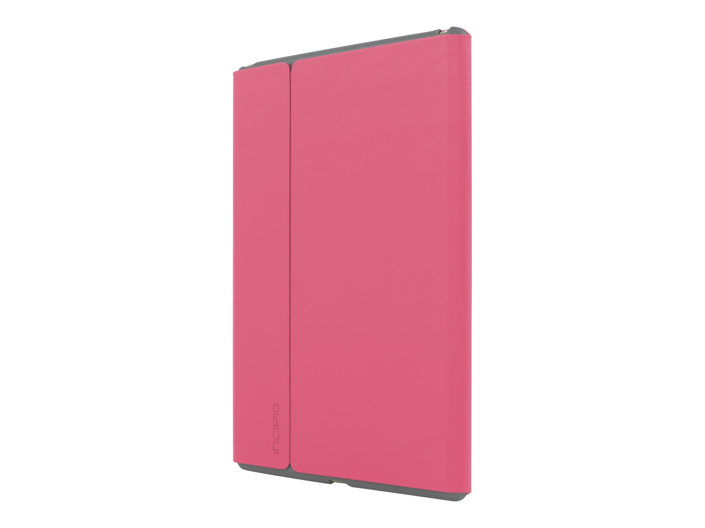 Incipio Faraday Folio Case w  Magnetic Fold Over Closure for iPad Pro 12.9, Pink