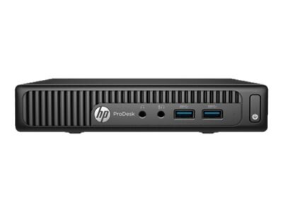 Open Box HP ProDesk 400 G2 Mini Core i5-6500T 2.5GHz 4GB 128GG SSD HD530 GbE ac BT FreeDOS 2.0