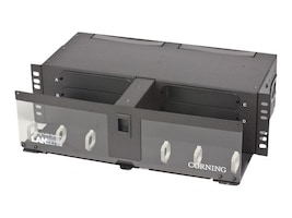Corning 3U Closet Conn & Splice Housing, CCS-03U, 11894943, Adapters & Port Converters