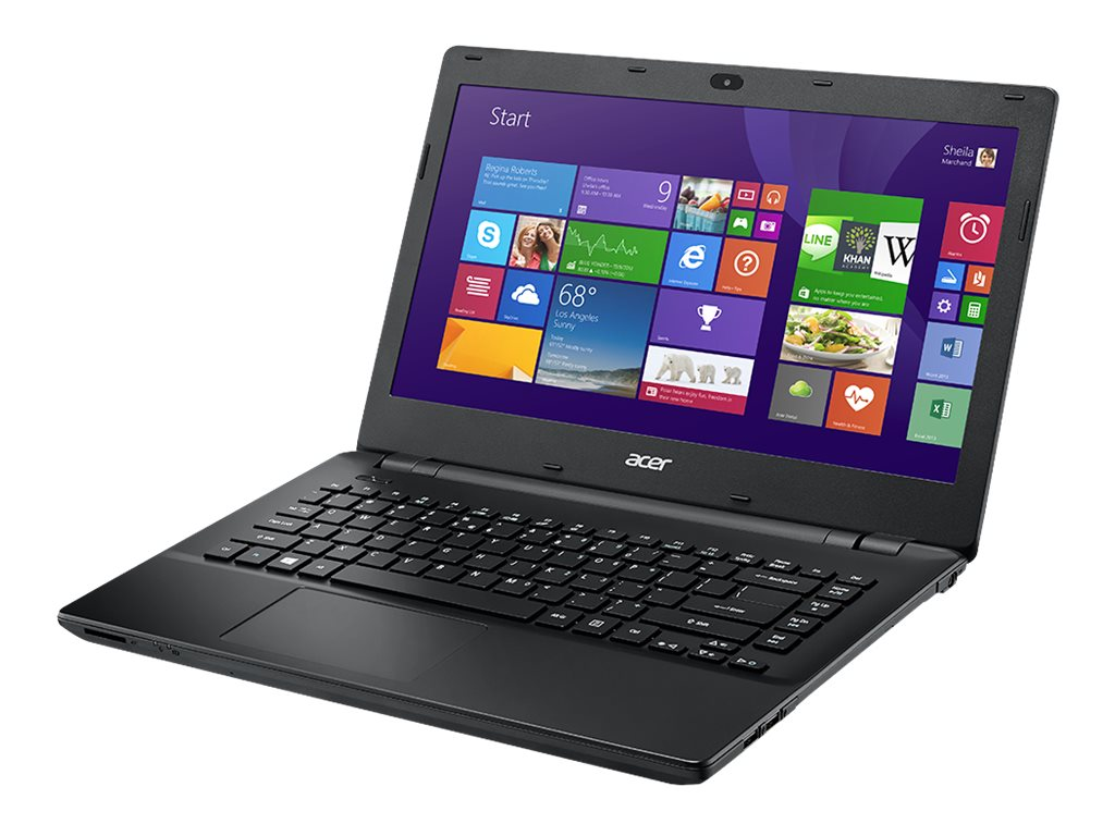 Acer TravelMate P246-M-6675 : 1.9GHz Core i3 14in display, NX.V9VAA.002, 17721111, Notebooks