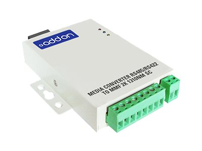 ACP-EP Media Converter RS485 RS422 To MMF 2K 1310NM SC