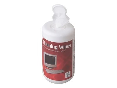 Belkin Computer Cleaning Wipes (F8E633), F8E633, 342245, Cleaning Supplies
