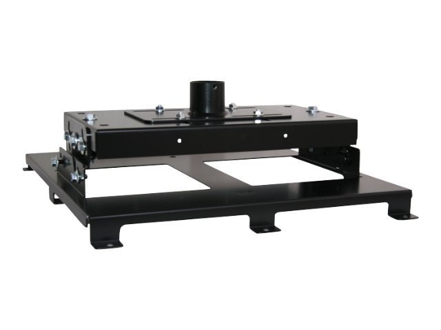 Optoma Heavy Duty Flush Mount, Black, for Displays up to 250 Pounds, BM-9002N, 14260161, Stands & Mounts - AV