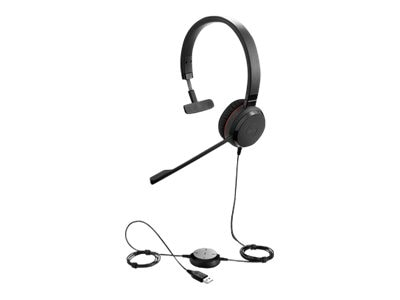 Jabra Evolve 30 MS Mono Headset, 5393-823-109