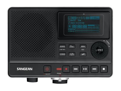 Sangean MP3 Recorder, DAR-101
